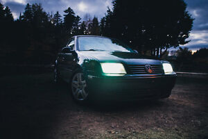 *reduced * great deal* 2000 VW Jetta GLX - must go this week