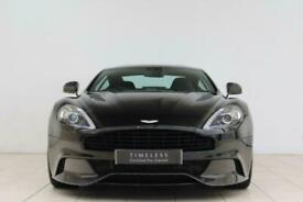 2016 Aston Martin Vanquish V12 CARBON EDITION (568) 2+2 2 Automatic Petrol Coupe