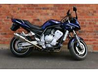 Yamaha FZS 1000 Fazer 2001-2005 Premium Heated Grips 5 Stage