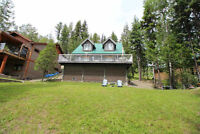 Lakefront Home on East Barriere Lake