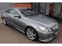 Mercedes E350 CDI SPORT