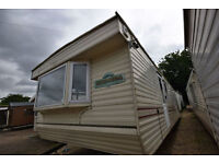 2000 Willerby Bermuda 37x12 Mobile Home 2 bed Static DG/CH - ON or OFF SITE