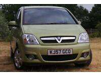 2007 Vauxhall Meriva 1.8 i 16v Design 5dr (a/c)
