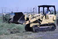 CATERPILLAR 941-B Crawler Loader