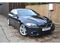 BMW 5 SERIES 3.0 530d M Sport 4dr Saloon Auto Carbon Black