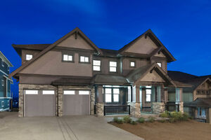 Brand New 6 Bed Magnificent Foxridge Home