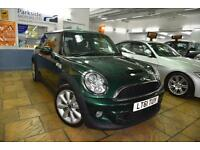 2011 MINI Hatch 1.6 Cooper S 3dr FINANCE/ FSH/ HALF LEATHERS