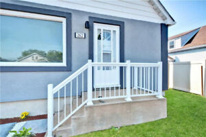 1.5 storey home with in-law suite