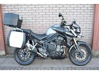 TRIUMPH TIGER EXPLORER 1200 1215 TOURING ADVENTURE