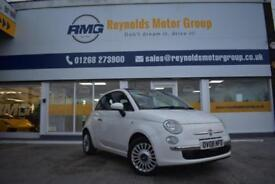 GOOD CREDIT CAR FINANCE AVAILABLE 2008 / 08 Fiat 500 1.2 LOUNGE