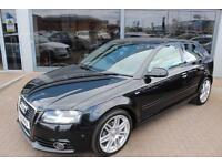 Audi A3 TDI S LINE. FINANCE SPECIALISTS. VAT QUALIFYING CAR