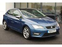 2014 Seat Leon 2.0 TDI FR SportCoupe 3dr (start/stop)
