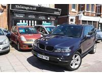 BMW X5 3.0i AUTOMATIC PETROL 2006 Sport FACELIFT FULL TAN LEATHER JUST SERVICED