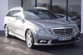 2011 Mercedes-Benz E Class 3.0 E350 CDI BlueEFFICIENCY Sport 7G-Tronic 5dr