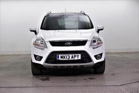 2013 Ford Kuga TITANIUM X TDCI Diesel white Manual
