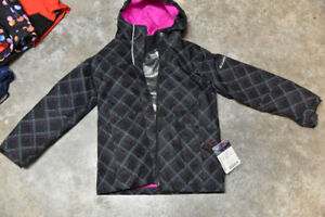 Girls Columbia 3 way winter jacket. Size M or 8/10