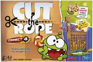 ►►►► CONNECT 4 : CUT THE ROPE EDITION ◄◄◄◄