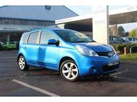 2009 Nissan Note 1.5 dCi Tekna 5dr