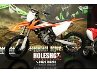 2017 KTM SXF 250 MOTOCROSS BIKE, ELECTRIC START, HGS EXHAUST SYSTEM, NEW GRIPS