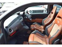 2015 Abarth 500 1.4 T-Jet Competizione MTA 2dr Petrol grey Semi Auto