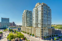 BEAUTIFUL 15Th FLOOR ONE BEDROOM CONDO AT WATERFRONT!