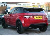 64 Range Rover Evoque 2.2 Sd4 190bhp 4X4 Auto Dynamic Black Pk FLRSH PX Welcome