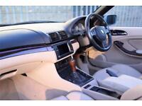 2003 BMW 3 Series 3.0 330Ci Sport 2dr Petrol blue Automatic