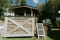 Rustic Bar for rent