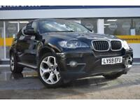 GOOD CREDIT CAR FINANCE AVAILABLE 59 2009 BMW X6 3.0d xDRIVE AUTOMATIC