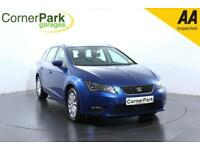 2014 SEAT LEON TDI SE TECHNOLOGY ESTATE DIESEL