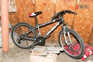 Super Cycle Inferno dirt bike