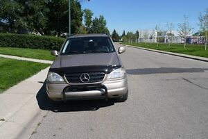 2001 Mercedes-Benz ML430