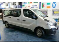 2017 - 67 - RENAULT TRAFIC LL29 BUSINESS ENERGY 1.6DCI 95PS LWB 9 SEAT MINIBUS