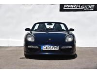 2005 Porsche Boxster 2.7 987 2dr