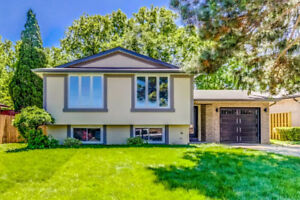 Listed - Stunning Fully Reno'd Ranch Bungalow