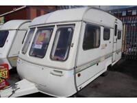 Swift Dannette 1990 5 Berth Caravan £1200
