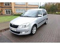 SOLD NOW 2012 Skoda Roomster 1.6TDI Left hand drive Lhd Spanish Registered