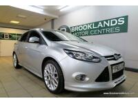 Ford Focus Zetec S 2.0 TDCi 163 [3X SERVICES, 18in ALLOY WHEELS and DAB RADIO]
