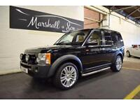 2005 05 LAND ROVER DISCOVERY 3 2.7 3 TDV6 HSE 5D AUTO 188 BHP DIESEL