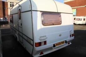 Eccles Jade Elite 1990 2 Berth Caravan £1400