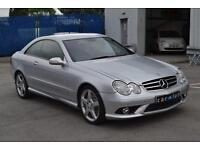 2008 Mercedes-Benz CLK 3.0 CLK320 CDI Sport 7G-Tronic 2dr