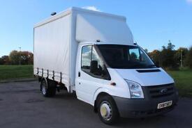 Ford Transit 2.4TDCi Duratorq Curtainsider Truck 350 MWB 59 Reg £9995 + VAT