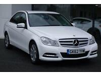 2012 Mercedes-Benz C Class 1.6 C180 SE (Executive Pack) 4dr