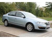 2006 Volkswagen Passat 2.0 TDI SE DSG 4dr AUTO, DIESEL, LOW MILEAGE, PX WELCOME
