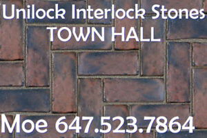 Heritage Red Unilock Pavers Traditional Pavers Permeable Pavers