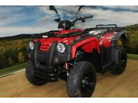 Adly 150cc Utility Quad ATV. Off Road. New.