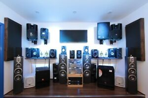 Quality Vintage and Modern Audio Speakers