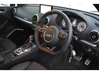 2014 Audi S3 2.0 TFSI Sportback S Tronic Quattro 5dr