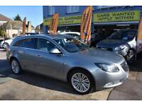 BAD CREDIT CAR FINANCE 2011 61 VAUXHALL INSIGNIA 2.0CDTi AUTO 4x4 ELITE ESTATE