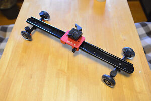 Slider Dolly with Wheels